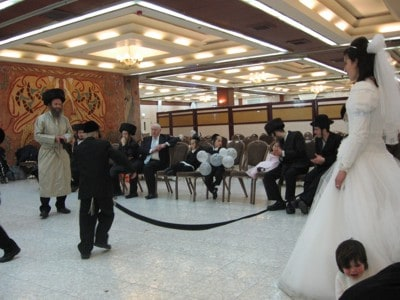 mitzvah tantz