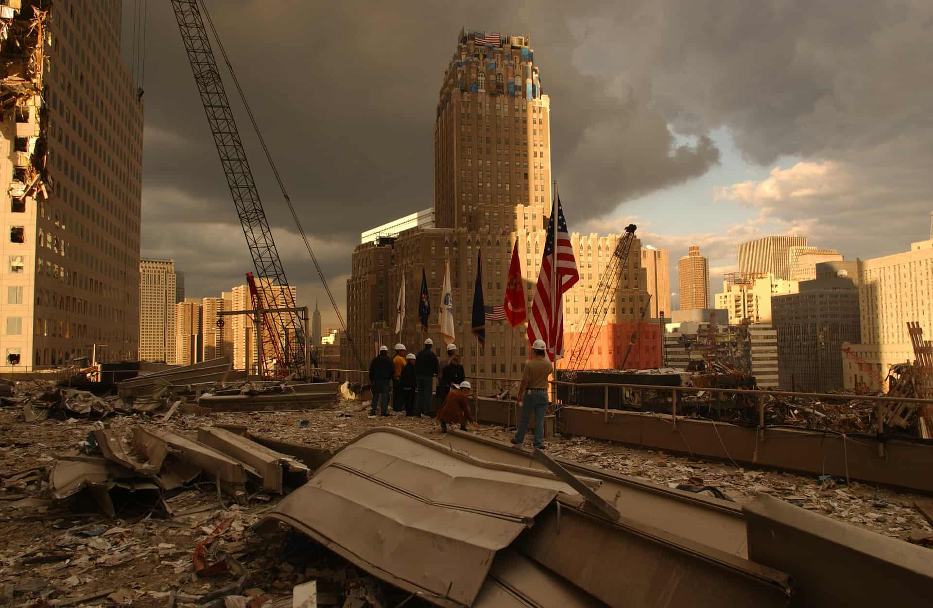 9/11 thoughts on the heroes of the day