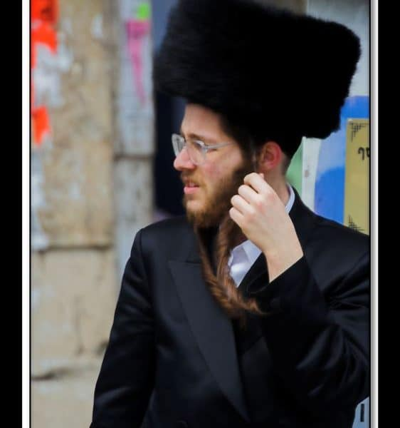 Everything You Always Wanted To Know About Hasidic Garb